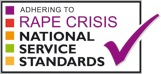 Link to Rape Crisis National Service Standards website